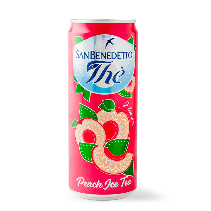 San Benedetto Peach Ice Tea - 330ml