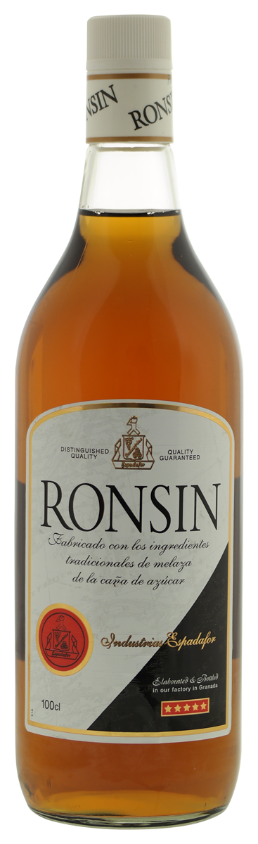 Ronsin - Alternatief voor Rum - The healthy drinker