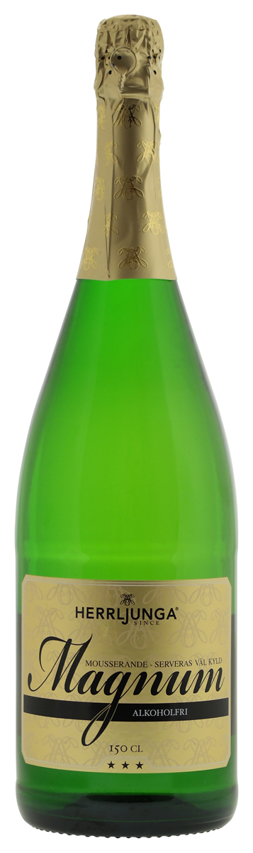 Herrljunga Magnum Appelcider - The healthy drinker