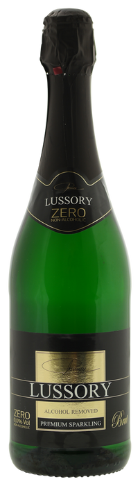 Lussory Zero Sparkling white - The healthy drinker