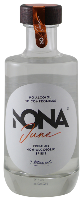 NONA JUNE 0% GIN - 0,2 cl - The healthy drinker