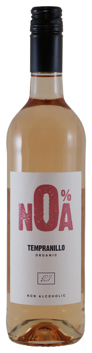 Noa Organic Tempranillo rosé | Biologisch - The healthy drinker