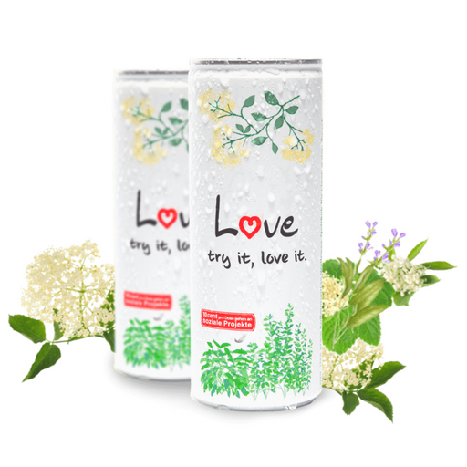 LOVE Wellnessdrink