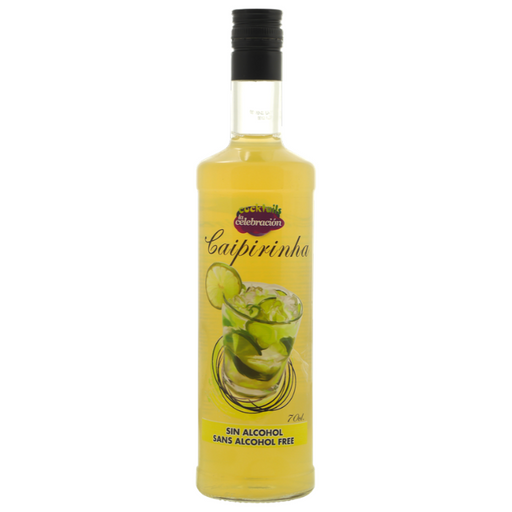 Alcoholvrij | Cocktail Caipirinha