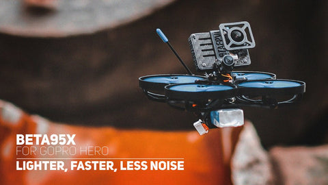 ANALOG HERCULES MICRO DRONE WITH GO PRO 6 INCLUDED Bind and fly