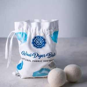 Woolzies - Wool Dryer Balls (Set of 6 in a Bag)