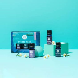 Woolzies - Stress Free Essential Oils Collection