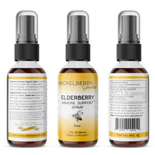 Load image into Gallery viewer, Elderberry Herbal Honey Spray