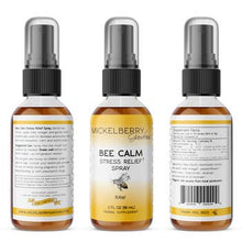 Load image into Gallery viewer, Bee Calm Herbal Honey Spray