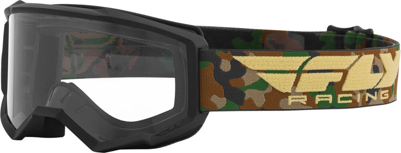 Youth Focus Camo Goggle