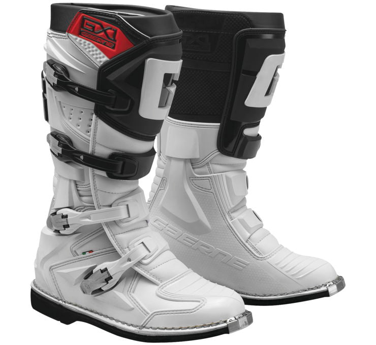 GX-1 White Boots