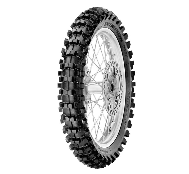 Tire MX32 Mid Soft Rear 120/80-19 63M Bias TT