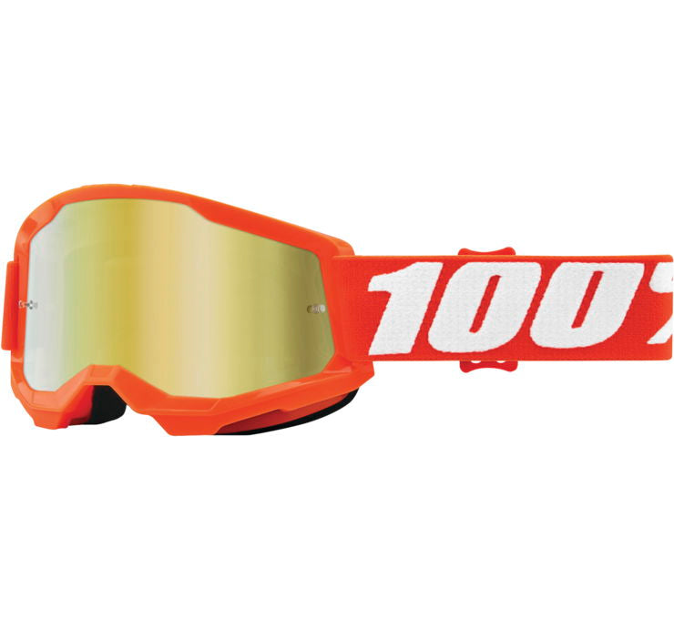 Strata 2 Junior Orange Goggle