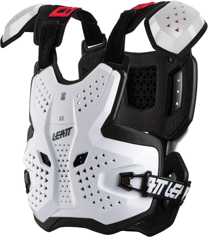 Chest Protector 3.5 Pro - White