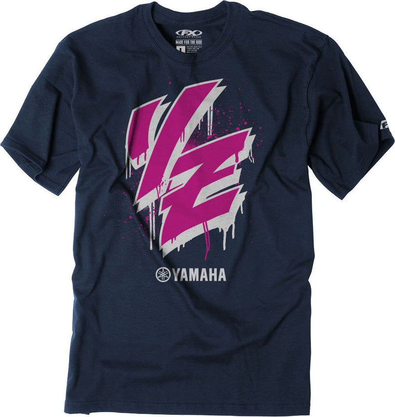 Youth Yamaha Drip Tee