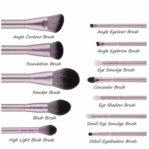 MOGUL brush collection