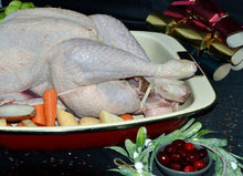 Load image into Gallery viewer, Free Range Bronze Hen Turkey (4-5kg)