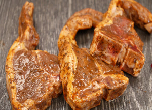 Minted Lamb Chops (3x85g)