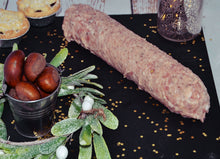Load image into Gallery viewer, Cranberry & Chestnut Sausagemeat (500g)