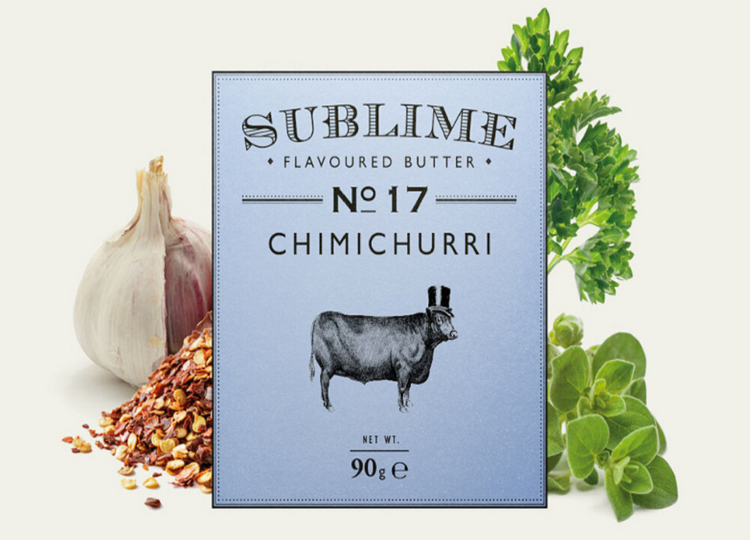 Sublime Chimichurri Butter (90g)