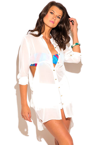 Lindsey Shirt Dress