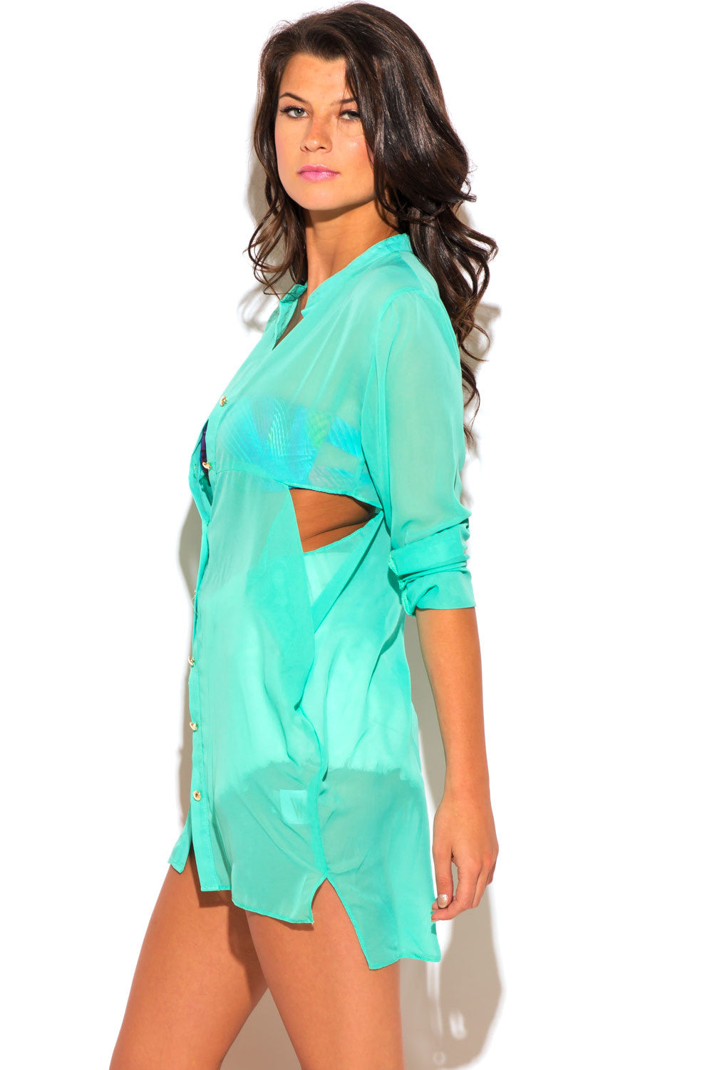 Lindsey Shirt Dress - waist trainer, dress - waist trainer, swancoast.com ann chery,