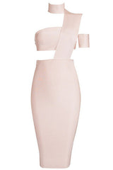 Mackenzie Bandage Dress - waist trainer, dress - waist trainer, swancoast.com ann chery,