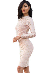 Mia Bandage Dress - waist trainer, dress - waist trainer, Swancoast ann chery,