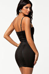 Lilttle Black Dress - waist trainer, dress - waist trainer, swancoast.com ann chery,