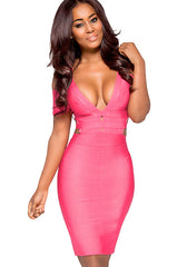 Kay Bandage Dress - waist trainer, dress - waist trainer, swancoast.com ann chery,