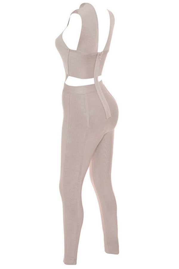 Mandy Bandage Jumpsuit - waist trainer, dress - waist trainer, Swancoast ann chery,