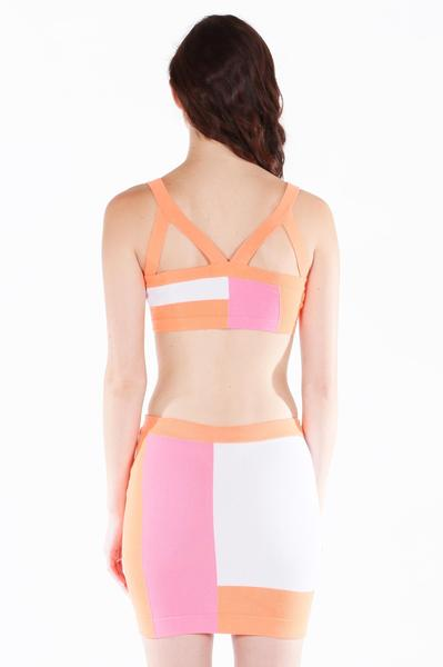 Vegas Two-Piece Bandage Dress - waist trainer, Waist Training - waist trainer, swancoast.com ann chery,
