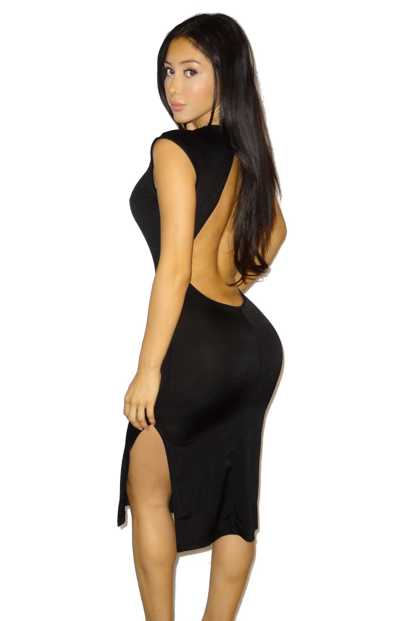 Hekate Night Dress - waist trainer, dress - waist trainer, swancoast.com ann chery,