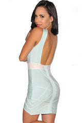 Cerulean Bandage Dress - waist trainer, dress - waist trainer, swancoast.com ann chery,