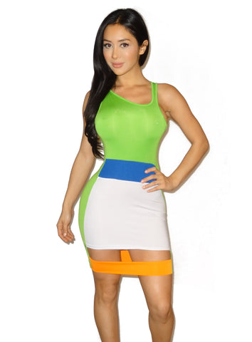 Eos Cut Out Dress