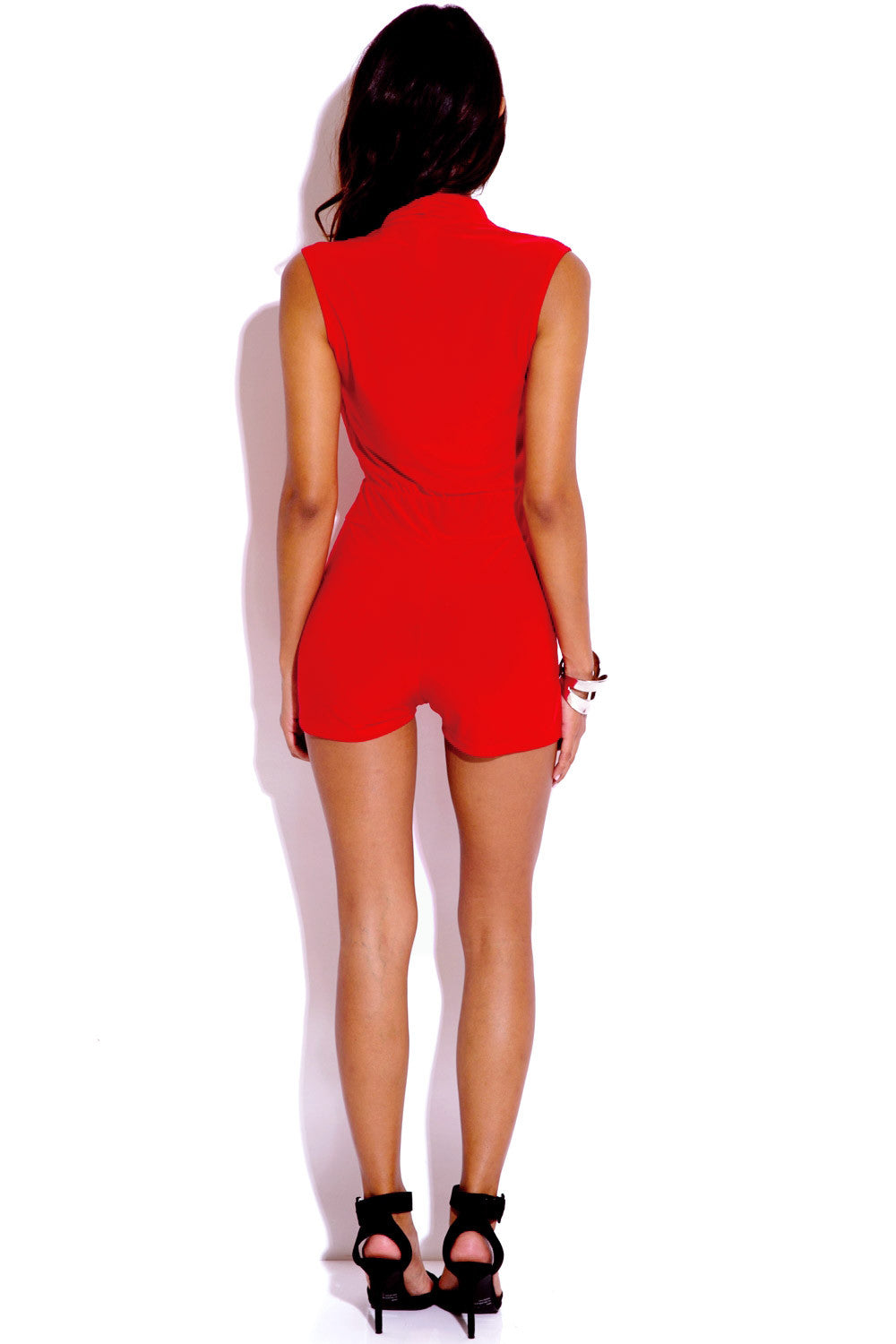 Fire Romper - waist trainer, dress - waist trainer, swancoast.com ann chery,