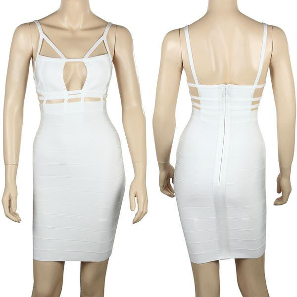 Goddess Bandage Dress - waist trainer, dress - waist trainer, swancoast.com ann chery,