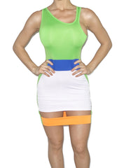 Eos Cut Out Dress - waist trainer, dress - waist trainer, swancoast.com ann chery,