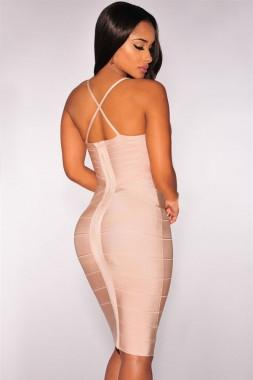 Julianna Bandage Dress