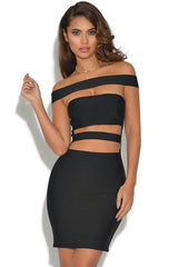Kylie Bandage Dress - waist trainer, dress - waist trainer, Swancoast ann chery,