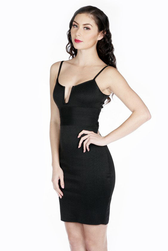 Mariz Bandage Dress - waist trainer, dress - waist trainer, swancoast.com ann chery,
