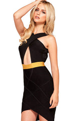 Night Owl Bandage Dress - waist trainer, dress - waist trainer, swancoast.com ann chery,
