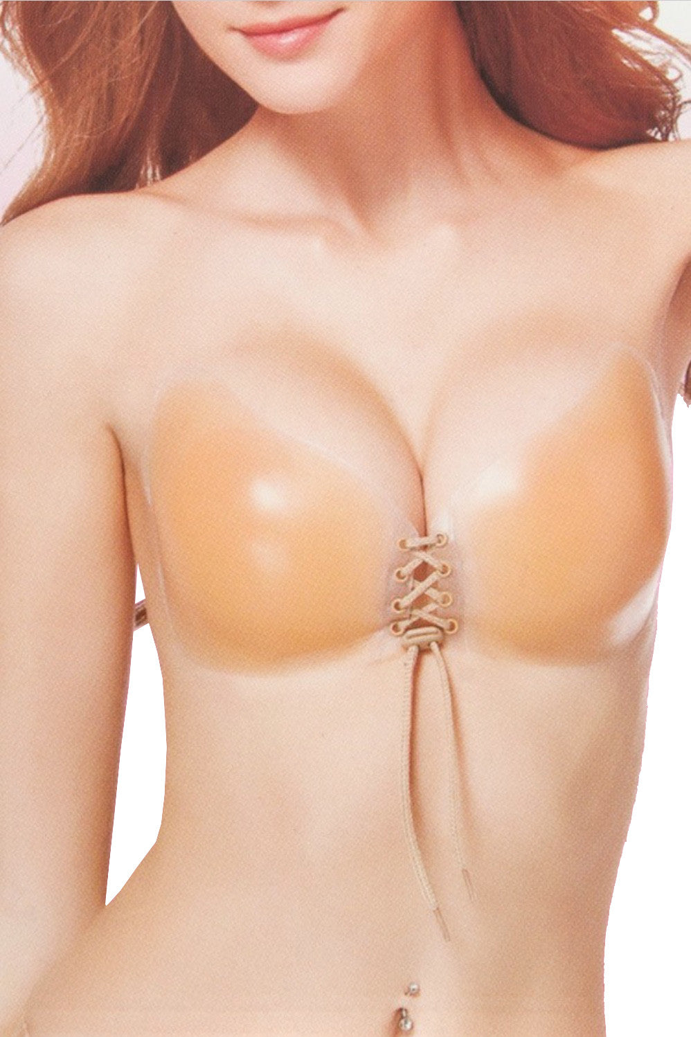 Silicone Magic Bra