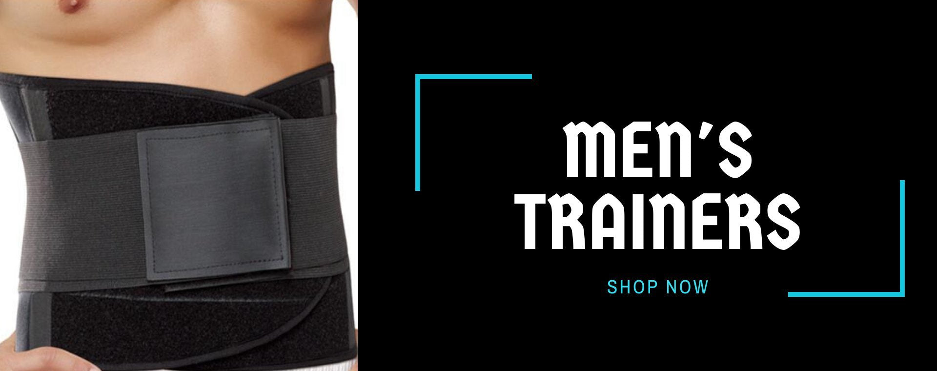 Waist trainers for men