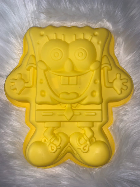 Sponge bob breakable