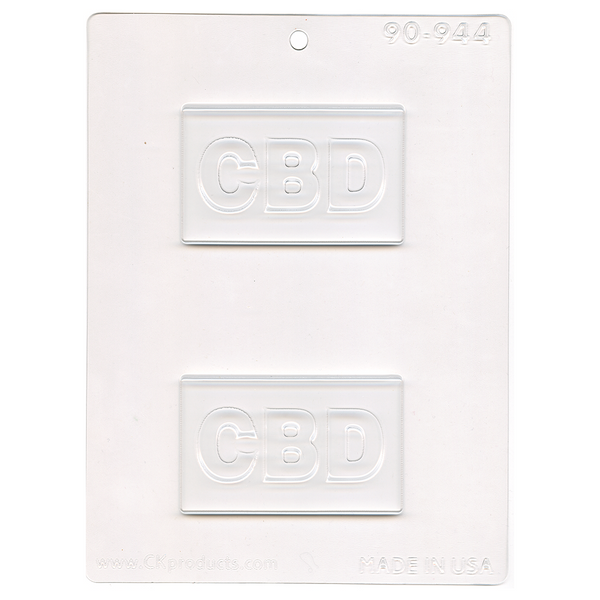 CBD Chocolate mold