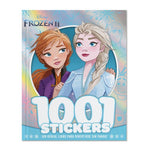 1001 Stickers Frozen 2 Vértice