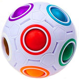 Cube World Magic Cubo Mágico Pelota Rainbow Finhop - Citykids