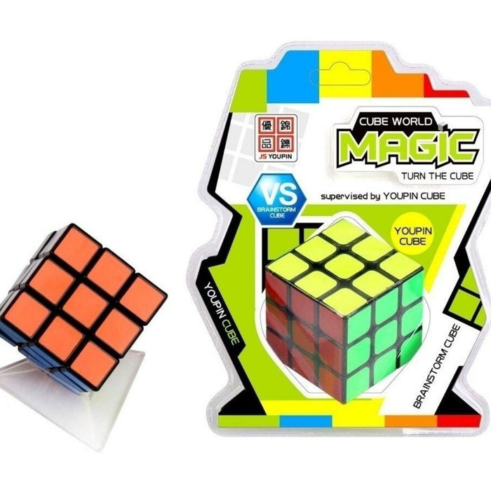 Cube World Magic Cubo Mágico Clásico 3x3 - Citykids
