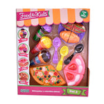 Juego Food For Kids Set De Comida 2 Original Ditoys - Citykids